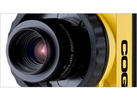 In-Sight 5705 and 5705C Color and Monochrome Vision System Features